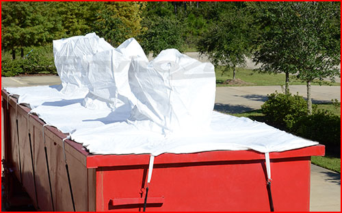 special waste bladder bags for the packaging of hazardous waste when using a roll-off containers on-site. The waste management solution for haz and special wastes in the USA. EnviroZone.com is ready to ship today!